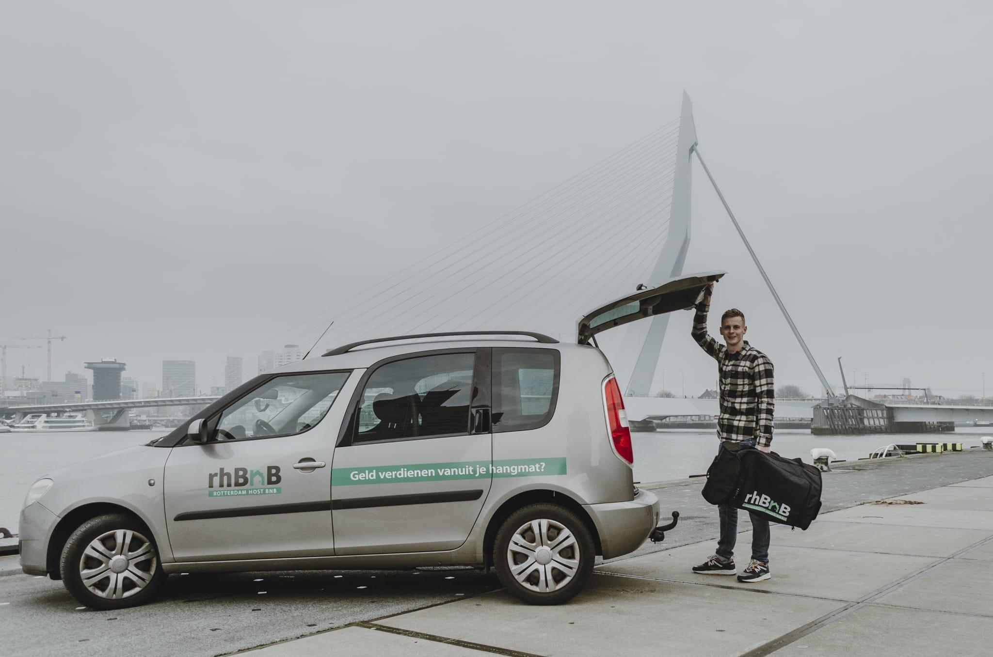 Rotterdam Airbnb verhuur host