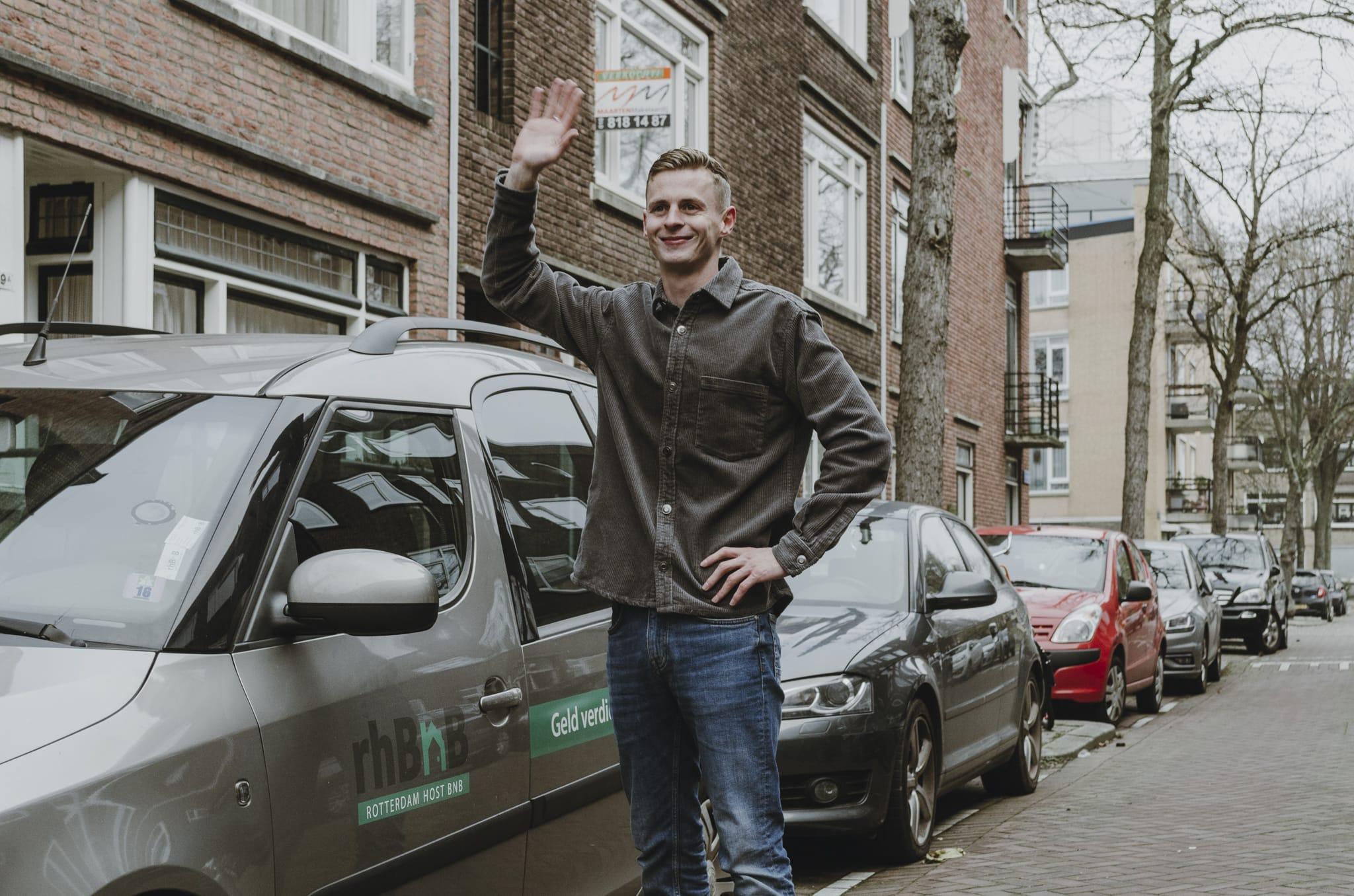Airbnb host Rotterdam